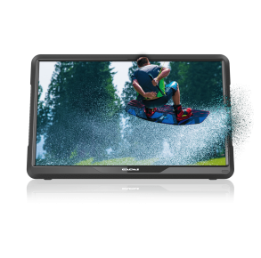 """GAEMS 15.5"""" M155 Performance Gaming Monitor 1080p FHD Front View"""