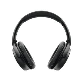 Bose QuietComfort 35 Wireless Headphones II - Black Front View