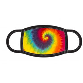 ADTN International - Face Mask - Youth - Rainbow Hero Front View