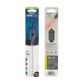 Nite Ize Radiant Rechargeable LED Glow Stick with Disc-O Select Front of Package View