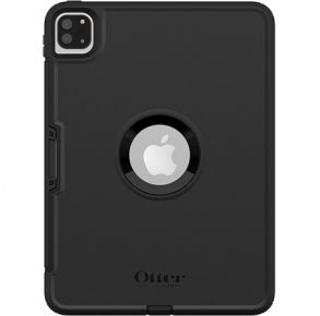 OtterBox iPad Pro (11-inch) (2nd gen) Defender Series Case - Black Back View
