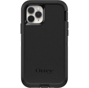 OtterBox iPhone 11 Pro Defender Series Screenless Edition Case - Black Back View