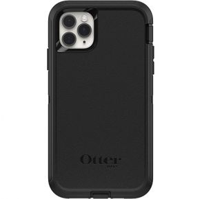 OtterBox iPhone 11 Pro Max Defender Series Screenless Edition Case - Black Back View