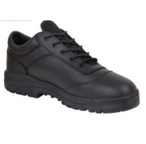 Rothco Mens Tactical Utility Oxford Shoe Left Top View
