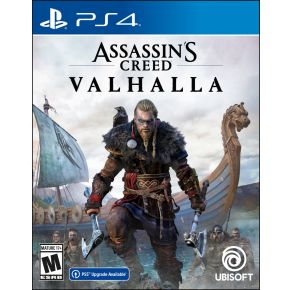 Sony PlayStation 4 Assassin's Creed Valhalla Game Front View