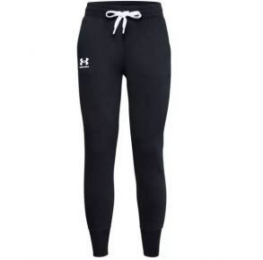 Under Armour Womens UA Rival Fleece Joggers Front View