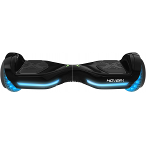 Hover-1 Turbo Hoverboard - Black Front View
