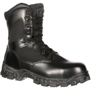 Rocky Alpha Force Waterproof 400G Insulated Public Service Boot Right Side View