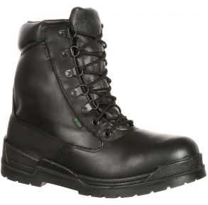Rocky Mens Eliminator eVent Waterproof 400G Insulated Public Service Boot Right View