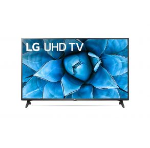 "LG 50"" Class 4K Smart UHD TV with AI ThinQ Front View"