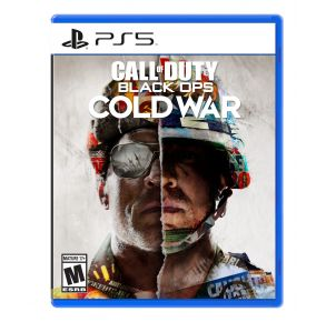 Sony PlayStation 5 Call of Duty: Black Ops Cold War Game Front View