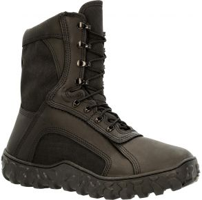 Rocky Black S2V 400G Insulated Tactical Military Boot Right Side VIew