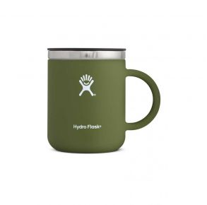 Hydro Flask 12 oz. Coffee Mug - Olive Front View