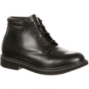 Rocky Mens Polishable Leather Chukka Dress Shoe Right View
