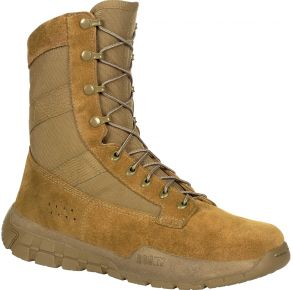 Rocky C4R V2 Tactical Military Boot Right Side VIew