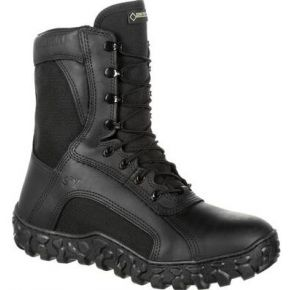 Rocky Mens S2V Flight Boot 600G Insulated Waterproof Military Boot Right View