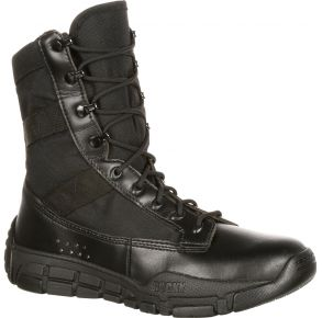 Rocky Mens C4T - Military Inspired Public Service Boot Right Side View