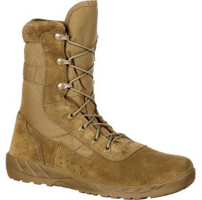 Rocky C7 Lightweight Commercial Military Boot Right Side View
