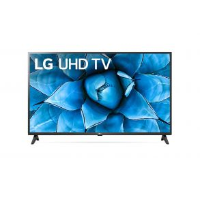 "LG 43"" Class 4K Smart UHD TV with AI ThinQ Front View"