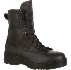 Rocky Entry Level Hot Weather Steel Toe Military Boot Right Side View