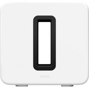 Sonos Sub Wireless Subwoofer (Gen 3) - White Front View