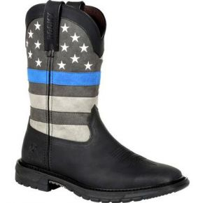 Rocky Blue Line Women's Western Boot Right View
