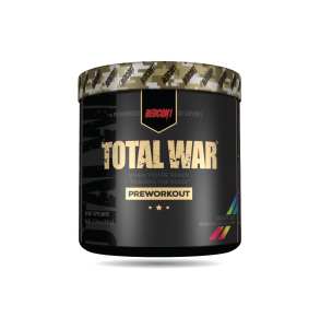 Redcon1Total War Preworkout 30 Servings Front View