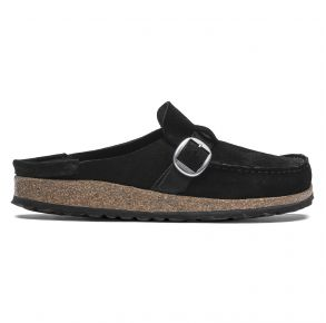 Birkenstock Womens Buckley Suede Leather Clog Right Side View
