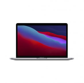 """Apple MacBook Pro 13"""" Display with Touch Bar Space Gray Front View"""