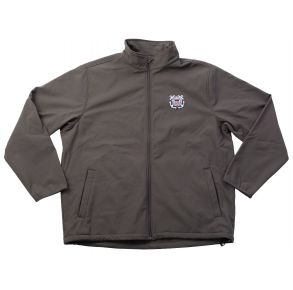 Coast Guard Mens Softshell Jacket Front View