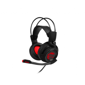 MSI DS502 Gaming Headset Profile View
