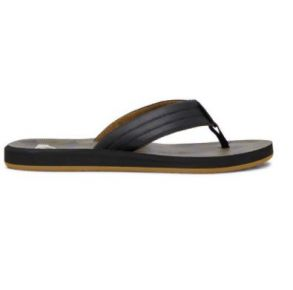 Quicksilver Mens Carver Print Sandal Right Side View