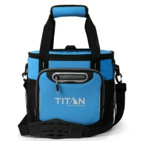 Arctic Zone Titan Deep Freeze Soft Cooler Tote - 24 Can  Front View