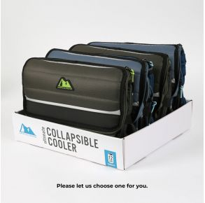 Arctic Zone Ultimate Collapsible Soft Cooler Slight Left Vire