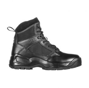 """5.11 Womens A.T.A.C 2.0 6"""" Side Zip Boot Right Side View"""