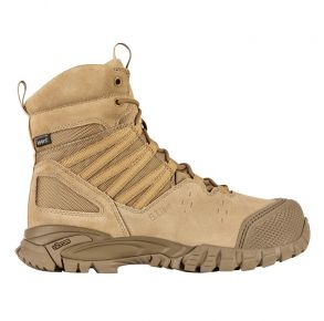 "5.11 Mens Union 6"" Waterproof Boot Right Side View"