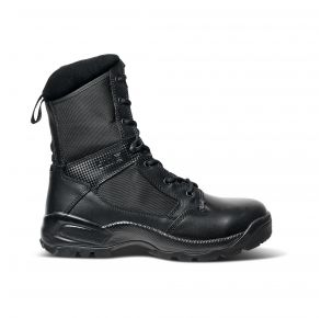"5.11 A.T.A.C 2.0 8"" Side Zip Boot Left Side View"