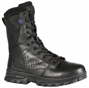 "5.11 Mens Evo 8"" Insulated Side Zip Boot Right Side View"