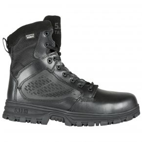 "5.11 Mens Evo 6"" Waterproof Boot With Side Zip Right Side View"