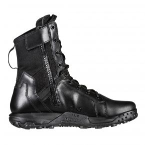 """5.11 Mens A/T 8"""" Side Zip Boot Right Side View"""