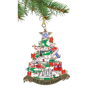 CG Christmas Tree Ornament