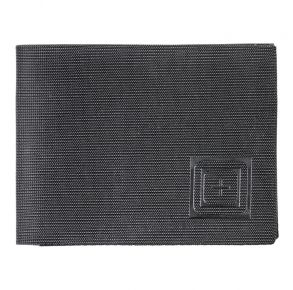 5.11 Ronin Nylon Wallet - Black Front View