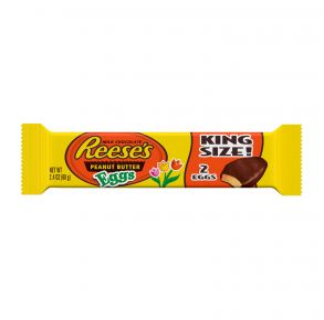 Reese's Peanut Butter Eggs - King Size - 2.4 oz. Front View