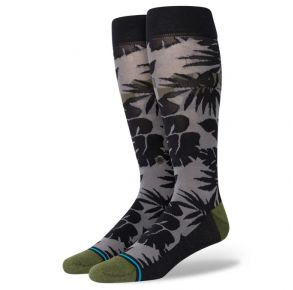 Stance Mens Crew Sock - Checking Out Right Side View