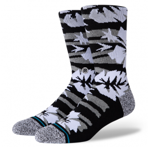 Stance Mens Crew Sock - Kukio Right Side View