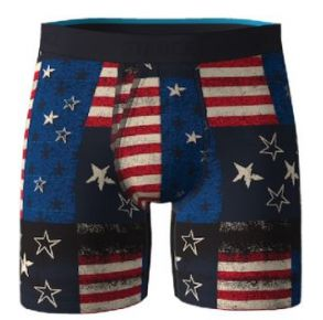 Stance Mens Boxer Brief - Valiant Front View