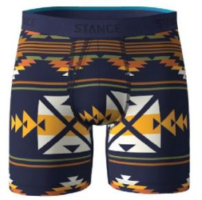 Stance Mens Boxer Brief - Guided Front View