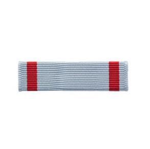 Vanguard Ribbon Unit: Coast Guard Auxiliary Commendation Award Front View