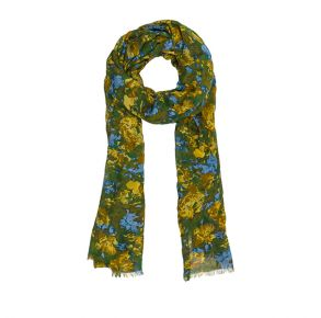 Patricia Nash Scarf - Wildflower Front View