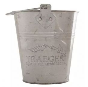 Trager Grease Bucket Front View
